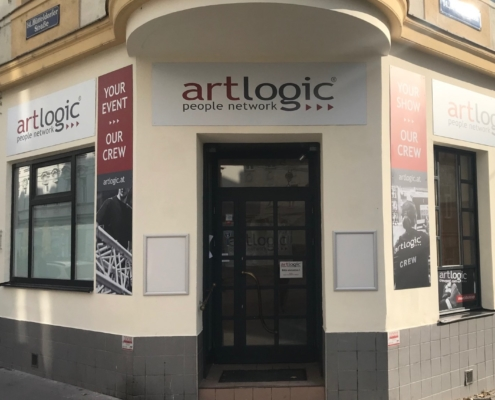 artlogic new office