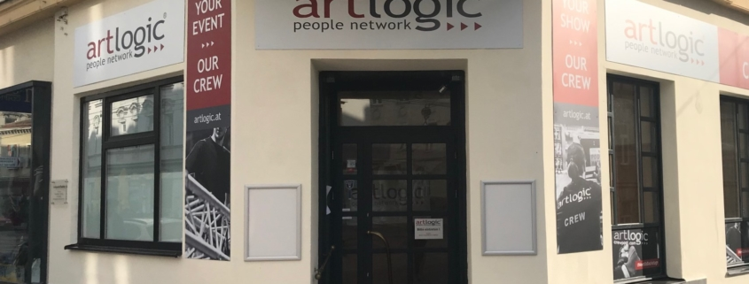 artlogic new office